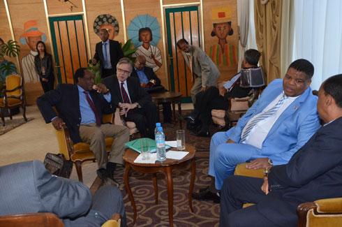Réconciliation nationale : La SADC consulte Rajaonarimampianina et Ratsiraka