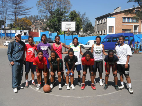 Basket-ball – Vakinankaratra : Fandrefiala sacrées en U18 filles