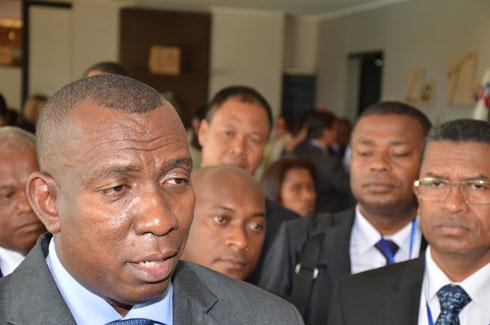 Invité du lundi : ministre Mahafaly Olivier « La Commune urbaine d'Antananarivo est maintenue »