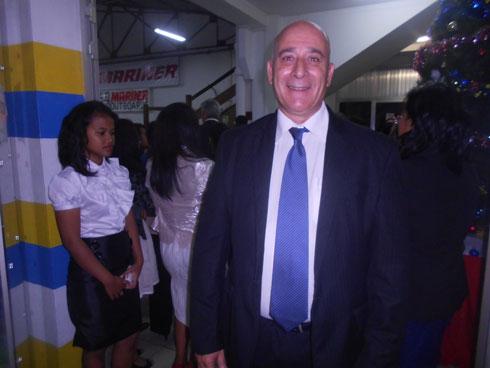 COMACAT : Célébration du 55e anniversaire, hier