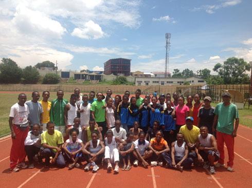 Athlétisme – JIOI 2015 : L'objectif est de faire mieux que 20 médailles d'or