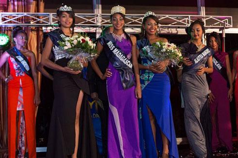 Miss Madagascar : Christina Ranto Harisoa, lauréate  du concours