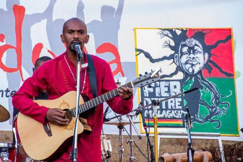 World music : Zazaraha à la conquête de Fianarantsoa
