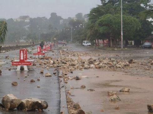 Cyclones : Le BNGRC lance un appel à la vigilance!