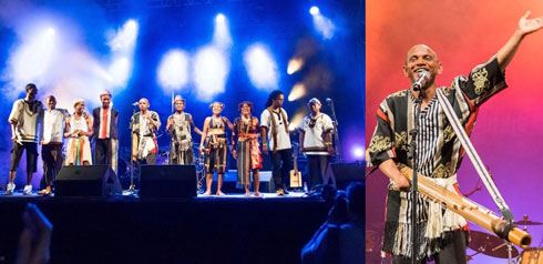 World music : Rajery et ses camarades au concert de « La fête de la liberté »