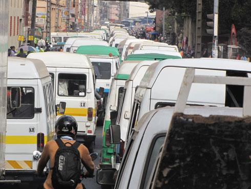 Taxi-be : Les passagers, cible des détrousseurs