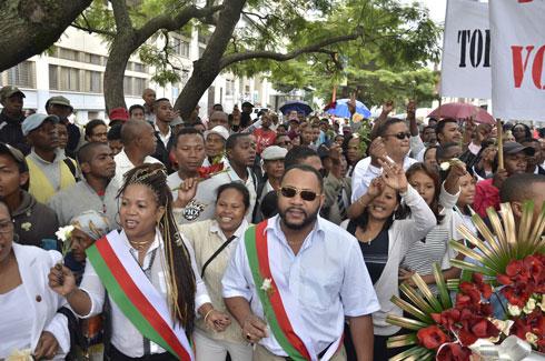 Commémoration du 7 février : Affrontement évité entre deux clans de l'AV7