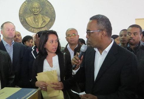 Ministre Narson Rafidimanana : « Les Malgaches sont capables de s'unir »