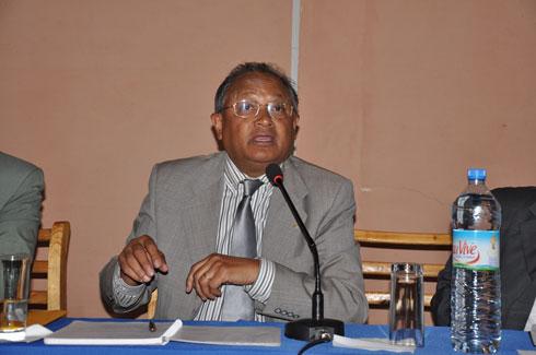 Professeur Raymond Ranjeva : « On confisque le droit à des fins partisanes »