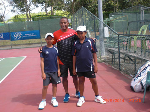 Tennis : Les Ranaivo attendus au Maroc