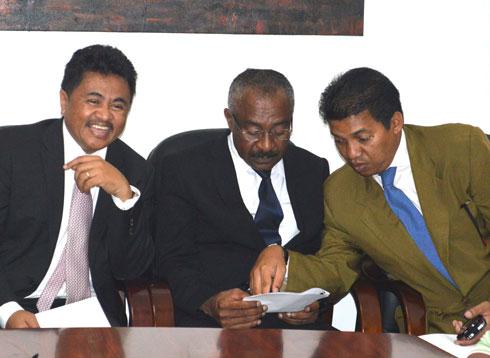 Conseillers du Président : Rivalités latentes entre cadres HVM et Tiko Boys