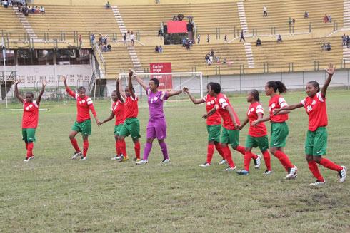 Football féminin : Quand on veut, on peut !