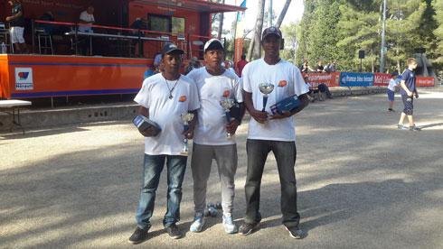 Pétanque : Ambohimahasoa s'offre le National de Bessilles