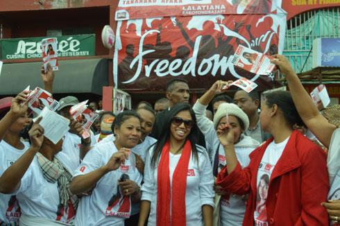 Lalatiana Rakotondrazafy : Libérer Tana de ses mille problèmes