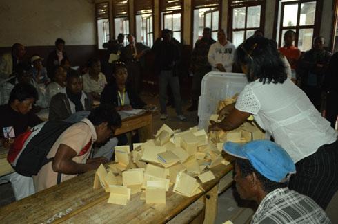 Elections communales : Contestations généralisées