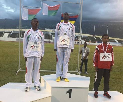 Athlétisme : Quatre médailles d'or pour Madagascar