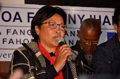 Commune urbaine d'Antananarivo : Lalao Ravalomanana peut gouverner sans cohabitation