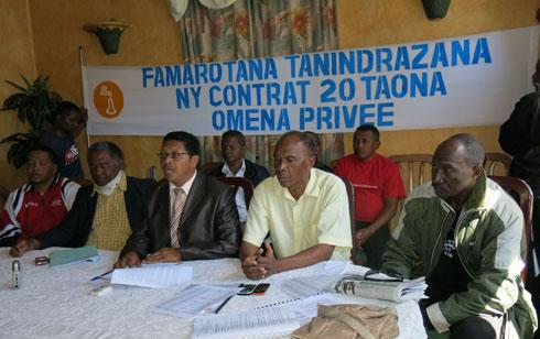 Inter-syndical de la Jirama : Grève d'avertissement ce jour pour contrer la société Symbion Power