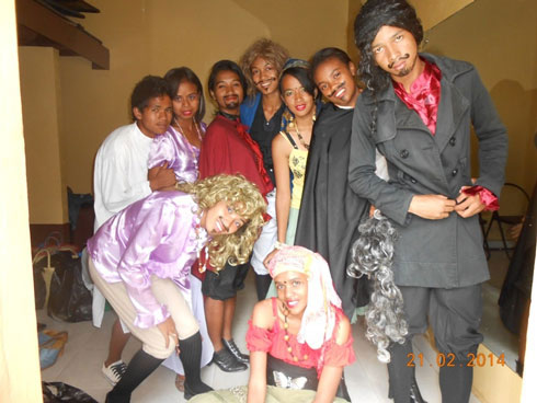 Théâtre : Une année 2014 en demie teinte pour l'association Conti