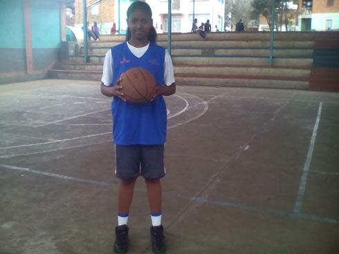 Basket-ball – Camp d'entraînement : Julia Haingotiana se démarque avec ses 1m77