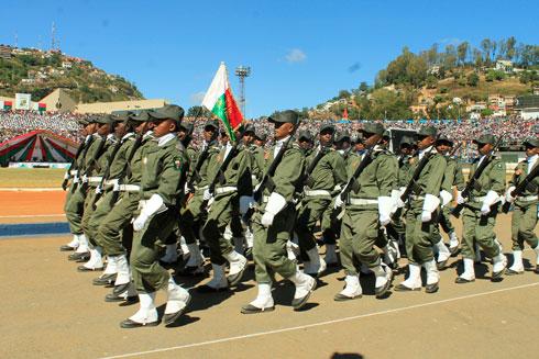 Maintien de la paix : Une quinzaine de policiers malgaches en Haïti