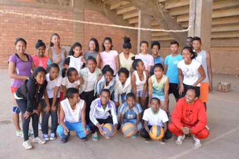 Volley ball/Sommet national : Ihorombe se prépare