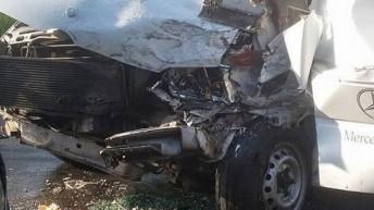 Groupe Black Nadia : Accident mortel à Brickaville