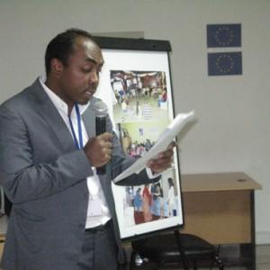 «Un taux de représentativité parlementaire de 20%, et de candidatures féminine en hausse après la formation», confie Serzhino Biharisoa.