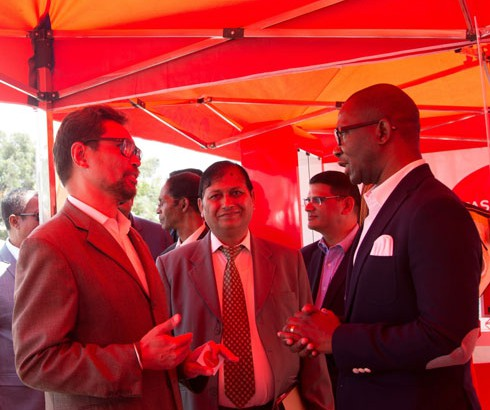 """India Trade Show"": Airtel affiche sa gamme de produits"