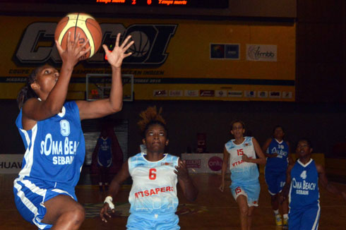 Basket-ball – CCCOI : Sebam, ASCUT et GNBC invincibles