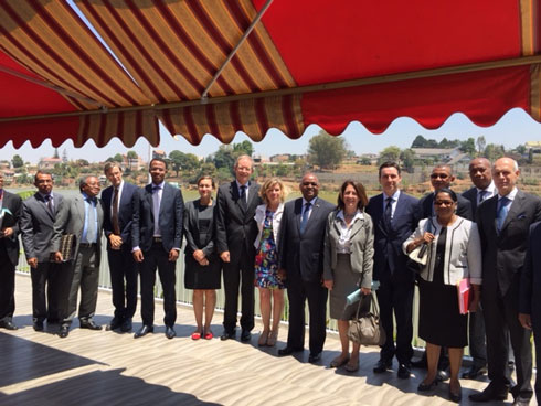 Mahazoarivo : Dialogue politique entre Madagascar et l'UE