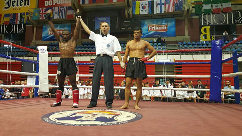 Kick-boxing- Championnats du monde : Trois précieuses victoires d'entrée des Malgaches !