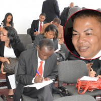 CUA- Remue-ménage au sein du Conseil : Hery Rafalimanana démissionne