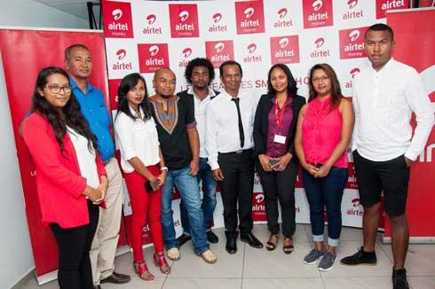 Partenariat : Airtel soutient Tatatata Production
