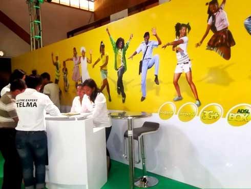Evénement : Telma sponsor officiel du salon des Mines et du Pétrole