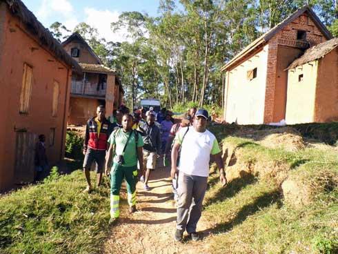Association pour le Développement des Aires Protégées : Pour une gestion durable des forêts limitrophes du parc national Mikea