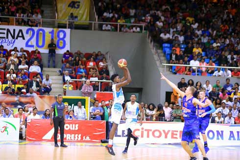 Basket-ball- Tournoi international : Belle victoire des All Stars du Président !