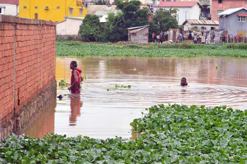 Résilience face aux chocs climatiques : Feuille de route en cours de finalisation