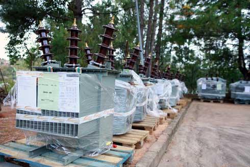 JIRAMA : De nouveaux équipements pour rénover les infrastructures de distribution