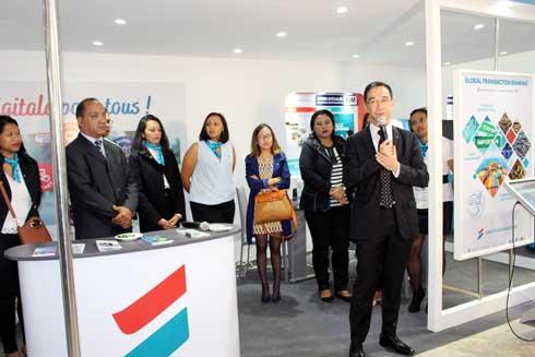 BNI Madagascar dans le carré des sponsors