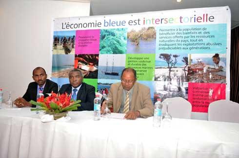 Economie bleue : Vers la mise en  œuvre d'une stratégie nationale