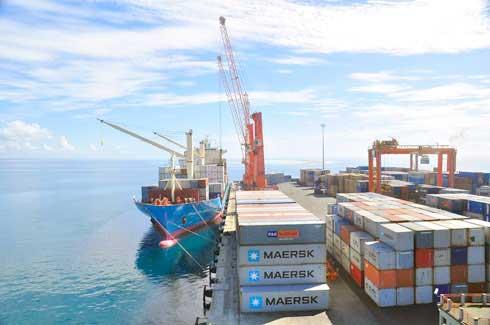 Port de Toamasina : Doublement des recettes douanières entre 2015 et 2017