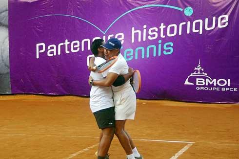 Tennis – BMOI Premium : Les titres changent de mains