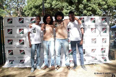 Madajazzcar : « Trade Union » sacré Tremplin 2017