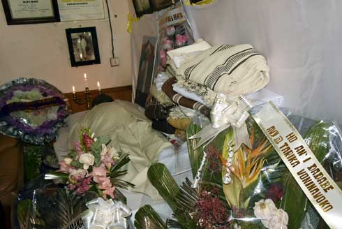 Disparition : Emouvantes obsèquespour Dadagaby