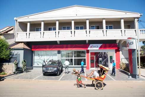 MCB Madagascar : Une nouvelle agence à Antsirabe