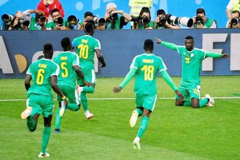 Coupe du Monde 2018 : Le Sénégal et l'Afrique retrouvent le sourire !