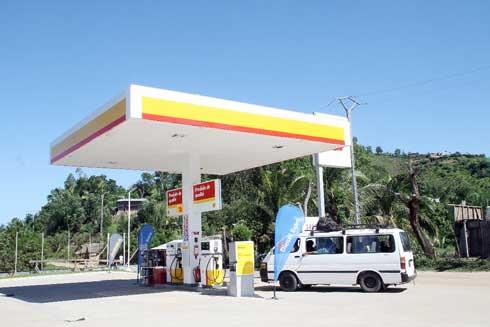 « Vivo Energy » : Une nouvelle station-service Shell à Soanierana Ivongo