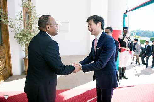 Investissements étrangers : JETRO Seminar in Madagascar du 12 au 14 juin