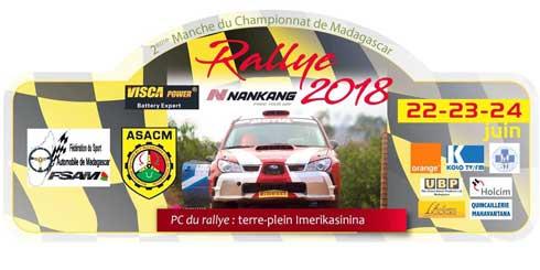 Rallye ASACM : Rendez-vous les 22, 23 et 24 juin